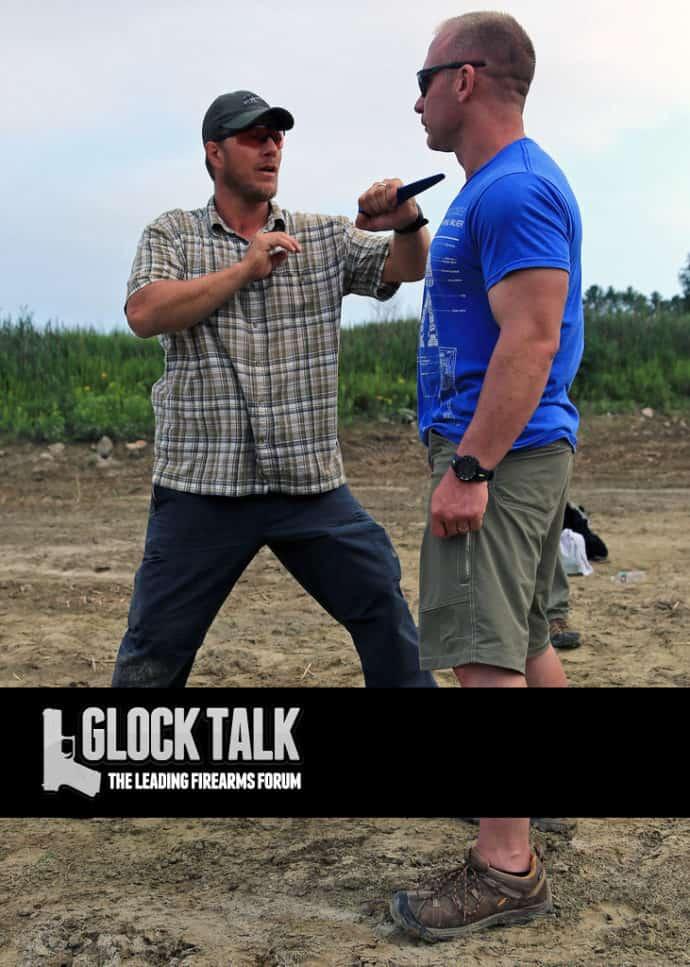 AAR Integrated Combatives Glock Talk