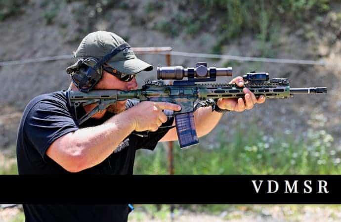 AAR Shooting and CQB VDMSR
