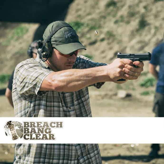 AAR Responsible Armed Citizen Breach Bang Clear