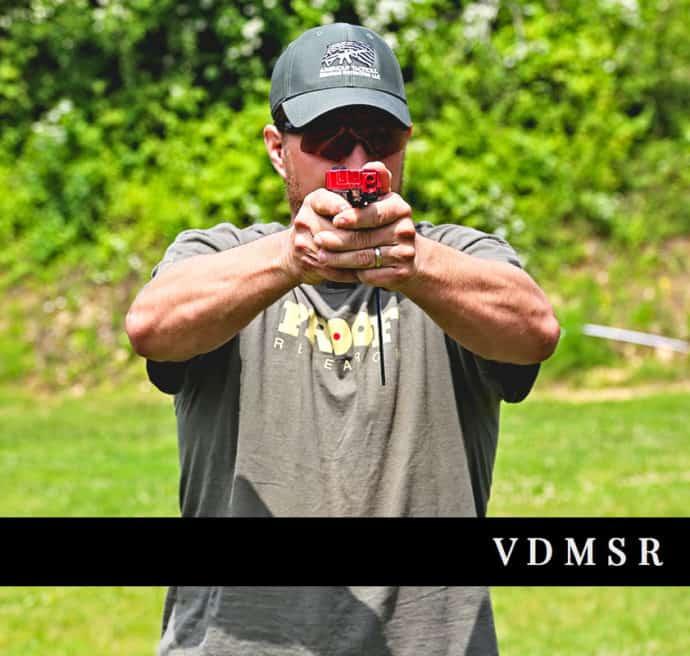 AAR Integrated Combatives VDMSR