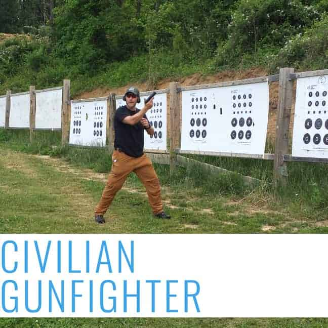 AAR Civilian Gunfighter Integrated Combatives