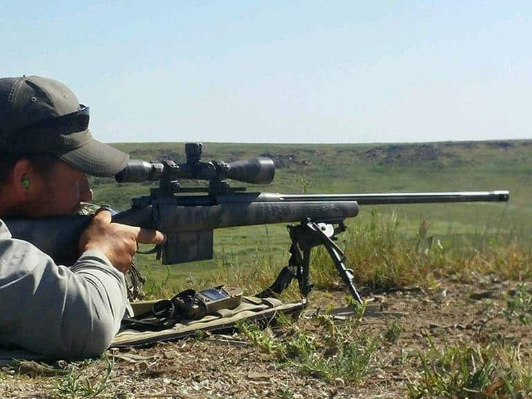 Getting into Precision Rifle Shooting