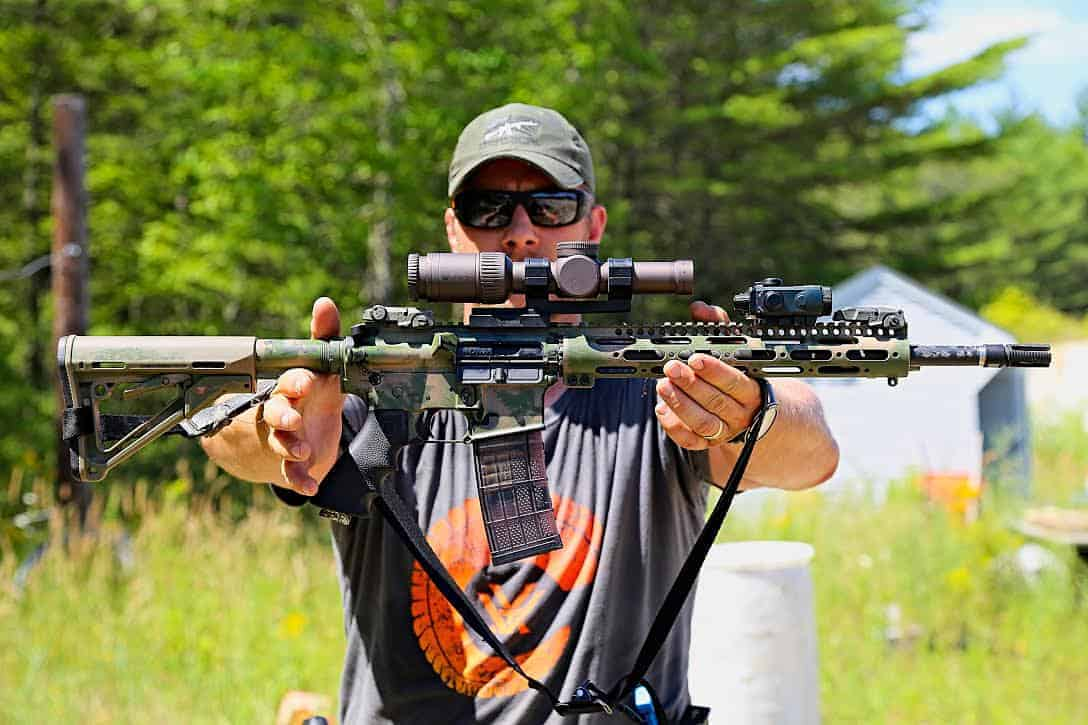 The Best All Around Rifle: The Hybrid Carbine