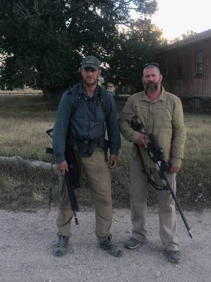 Bill and Chainsaw Sniper Adventure Challenge 2018