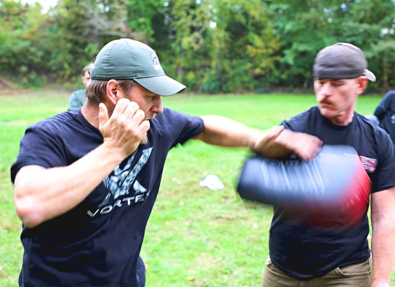 Integrated Combatives