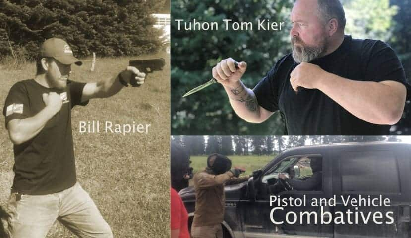 Pistol Vehicle Combatives Course