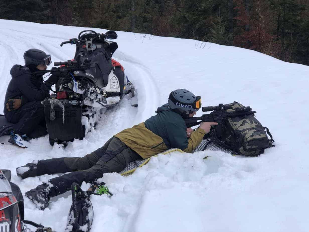 Winter Shooting